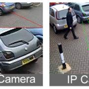 20 دلیل برای اثبات برتری دوربین های IP نسبت به دوربین های آنالوگ