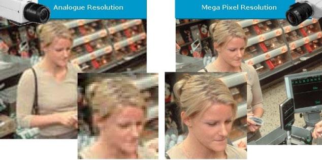 مقایسه دوربین های آنالوگ و دوربین های IP Camera