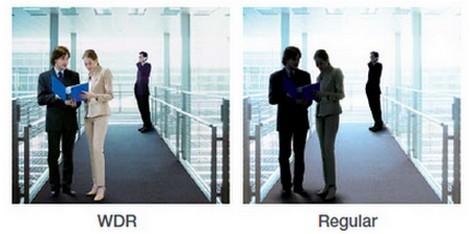 Wide dynamic Range) WDR) چیست؟